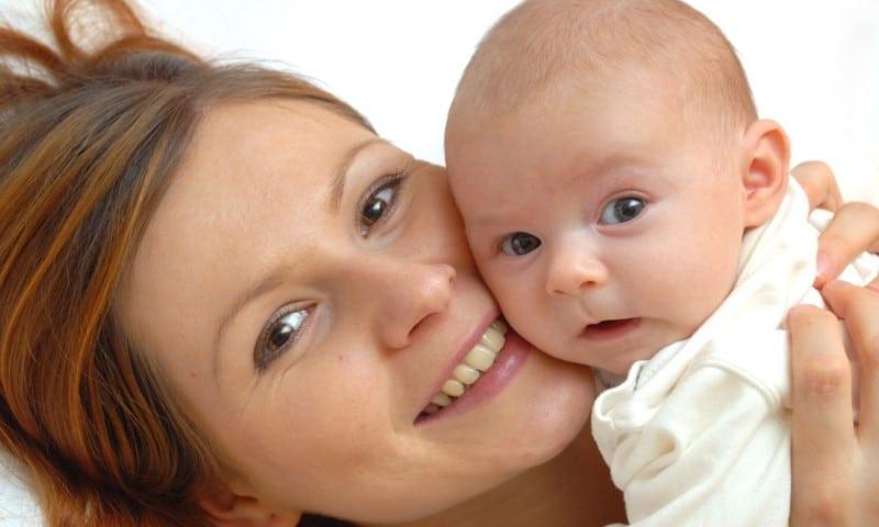 Запись о ребенке в родительском паспорте