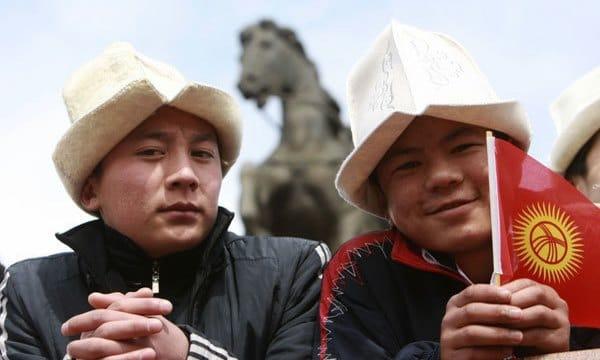 Трудоустройство граждан Киргизии в РФ
