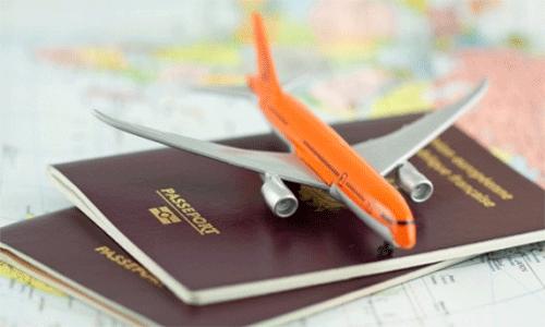 Въезд на основании заграничного паспорта