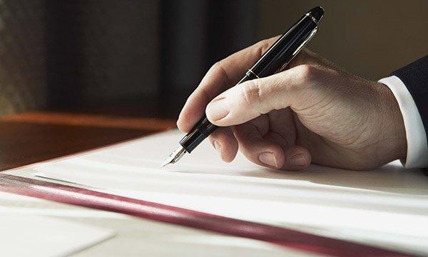 Письмо-приглашение для иностранца от компании РФ