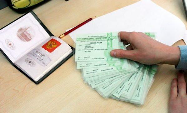ИНН и СНИЛС граждан Российской Федерации в 2021 году