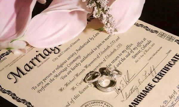 Какие потребуются документы для регистрации брака с иностранцем в России