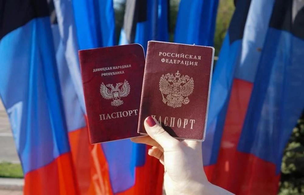 гражданство РФ дителям ДНР