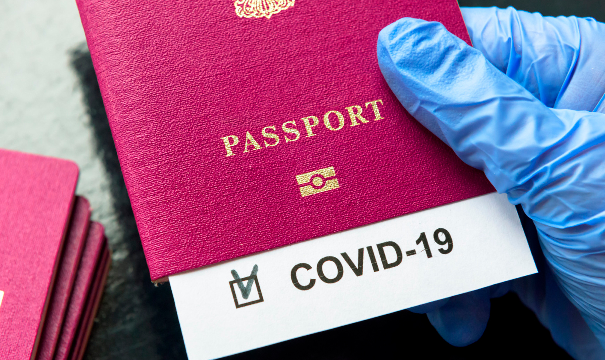 кто может получить ковидный паспорт