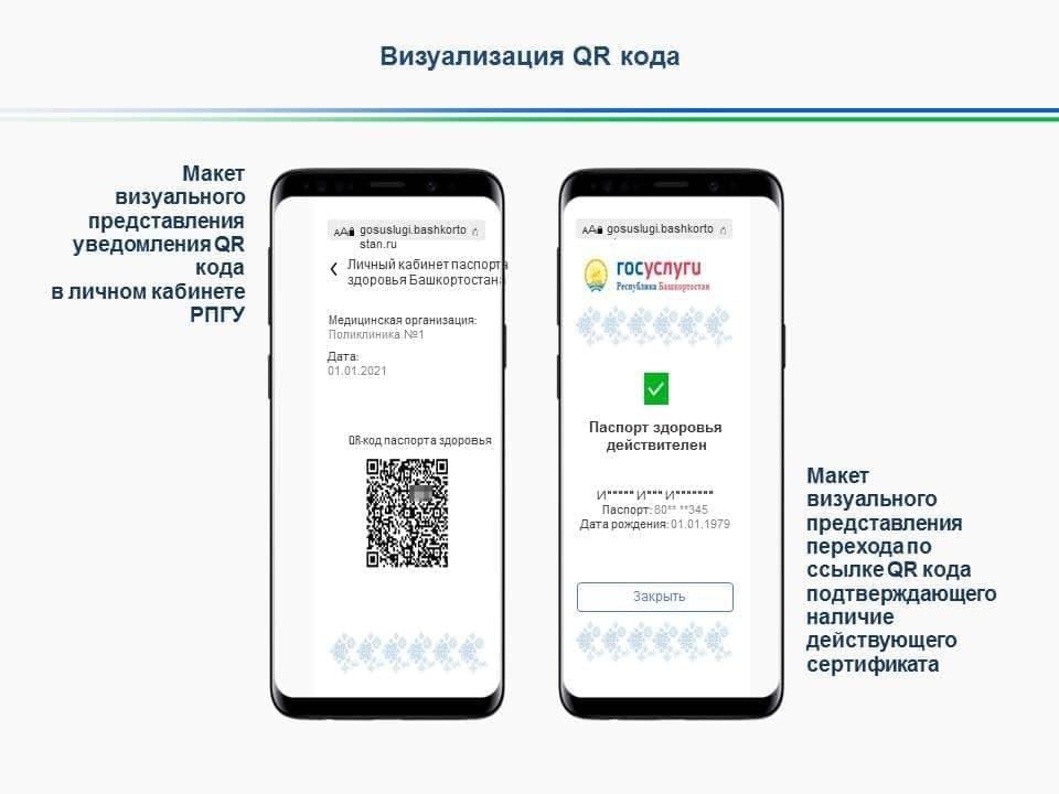 как выглядит ковидный паспорт в России