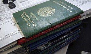 Паспорта с РВП