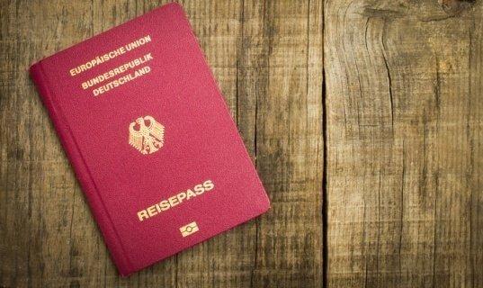 Паспорт ФРН