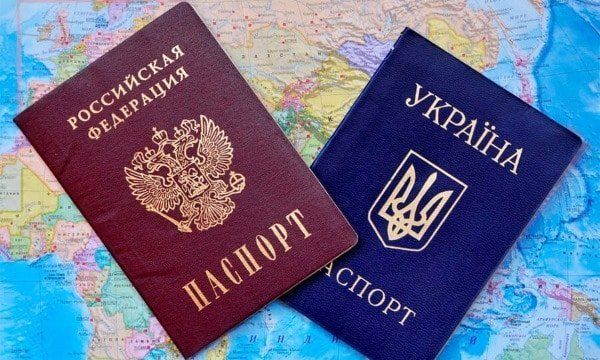 Cтатус беженца в России украинцу