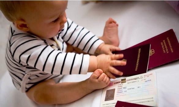 Как вписать ребенка в паспорт родителей