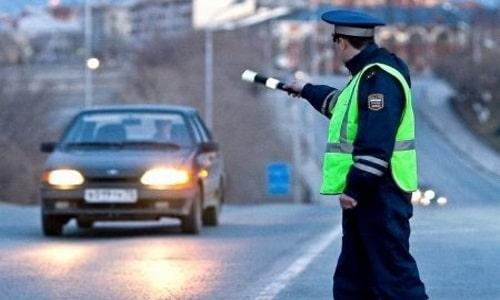 Вождение без водительского удостоверения