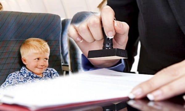 Выезд  ребенка за границу: как правильно оформить доверенность