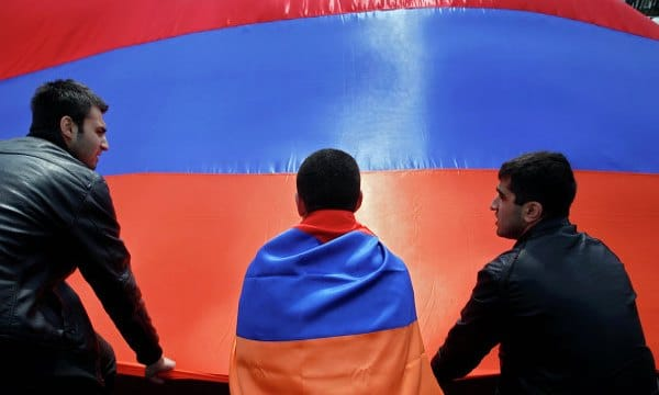 Регистрация граждан Армении на территории РФ
