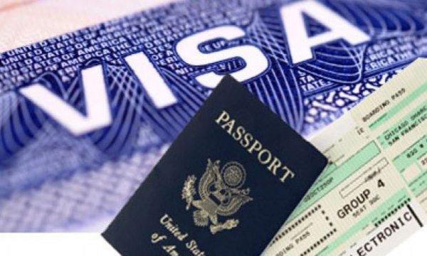 Российская виза для иностранцев