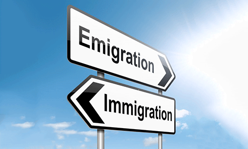 Иммиграция и эмиграция: разбираемся в терминологии