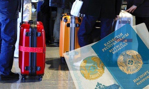 Выезд из Казахстана в РФ