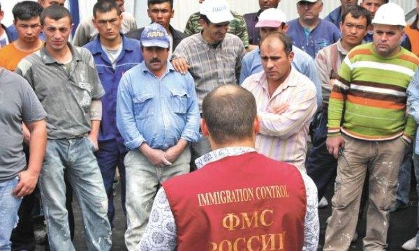 Мигранты в России: статистика за 2015 год