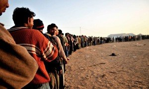Вынужденные мигранты