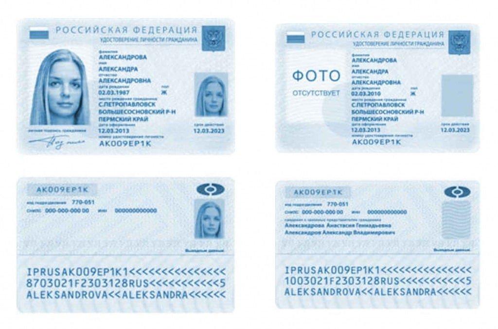 Как сделать паспорт рф в спб