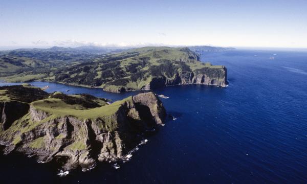 Островы Малой Курильской гряды