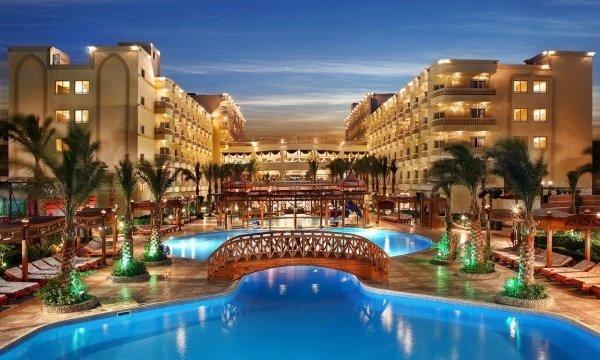 Один из отелей Египта