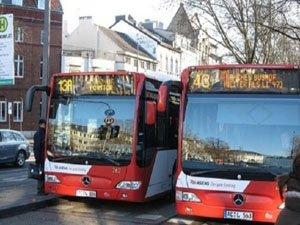 Бесплатный общественный транспорт в Германии