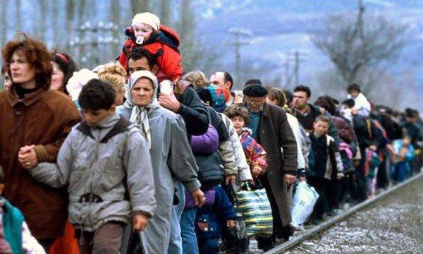О беженцах