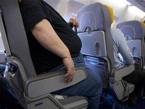 Ограничения для слишком полных пассажиров