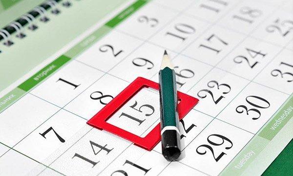 Даты составления счет-фактуры