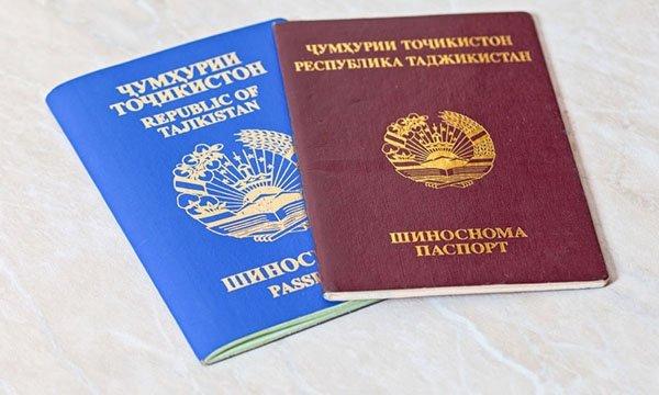 Работа в России для граждан Таджикистана в  2019  году