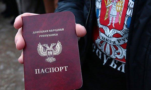 Трудоустройство жителей ДНР и ЛНР в России